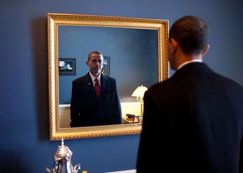 Obama_Narcissus